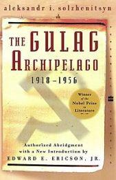 A. Solzhenitsyn-Gulag Archipelago