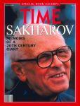 Andrei Sakharov-Time