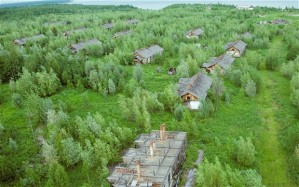 Gulag Buildings