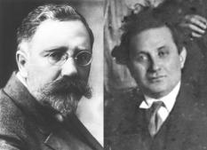Κάμενεφ & Ζηνόβιεφ