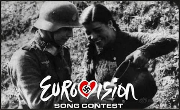 Nazi Eurovision song contest-1